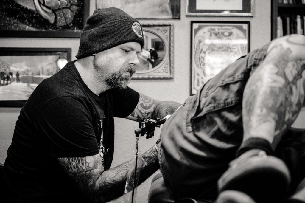 Art 4 Soul Ink Tattoo Studio Stuttgart Banner